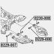 SAIBA DE REGLAJ GEOMETRIE - NISSAN NP300 NAVARA D23T GL 2014 -